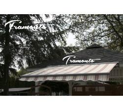 Tramonto PREMIUM 250x200 Beżowo-Bordowa