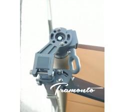Markiza tarasowa ANTRACYT 500x300 Beżowa STD