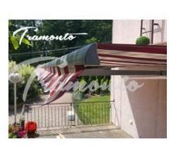 Tramonto Standard 395x300 Bordowo-Beżowa