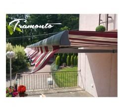 Tramonto PREMIUM 495x300 Bordowo-Beżowa