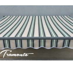 Tramonto Standard 250x200 Beżowo-Zielona