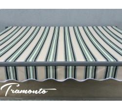 Tramonto Standard 395x300 Beżowo-Zielona