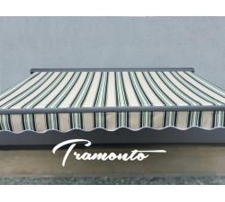 Tramonto PREMIUM 250x200 Beżowo-Zielona