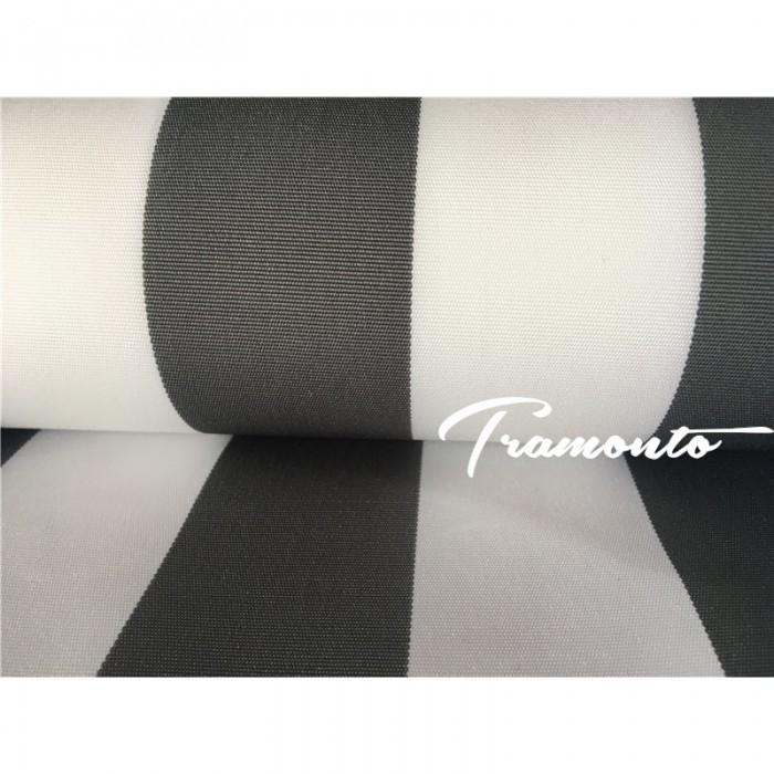 200x150 Szaro-Białe Poszycie Markizy Materiał