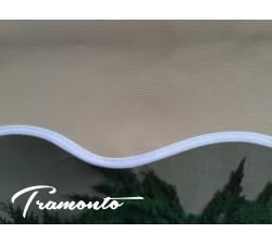 Markiza tarasowa ANTRACYT 500x300 Beżowa PREM