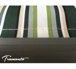 Markiza tarasowa ANTRACYT 300x250 Beż-Zielona PREM