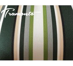 Markiza tarasowa ANTRACYT 250x200 Beż-Zielona PREM