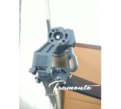 Markiza tarasowa ANTRACYT 350x300 Beżowa STD
